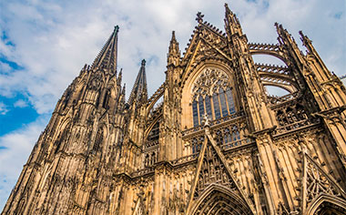 Cologne's Gothic Cathedral