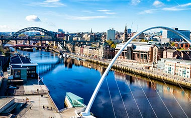 Newcastle, England
