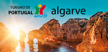 The Algarve captivates with its eroded rock formations