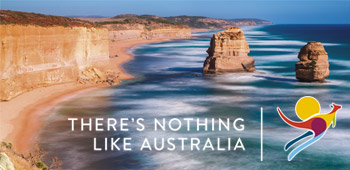 See the Twelve Apostles from Great Ocean Road