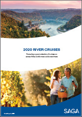 River Cruises March-December 2020 brochure cover