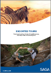 Escorted Tours March 2020-November 2021 brochure cover