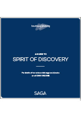 Cover for A guide to Spirit of Discovery