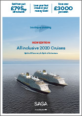 New Edition All inclusisve 2020 cruises cover