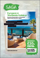 European and Worldwide Holidays Sep 2019-Dec 2020 cover