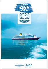 2020 Cruises brochure cover