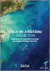 Once-in-a-lifetime collection brochure cover