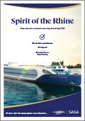 Spirit of the Rhine brochure cover