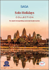 Solo Holidays Collection brochure cover