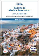 Europe and the Mediterranean Collection brochure cover