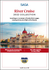 River Cruise 2022 Collection brochure cover