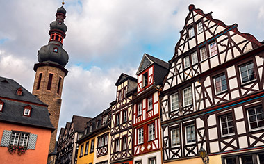 Explore Cochem by land train