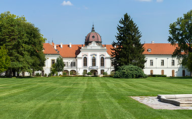 Godollo Palace, Hungary