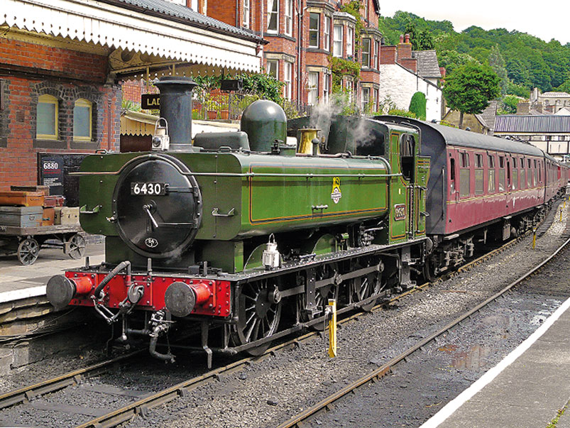 Old Fashioned Train Speeds