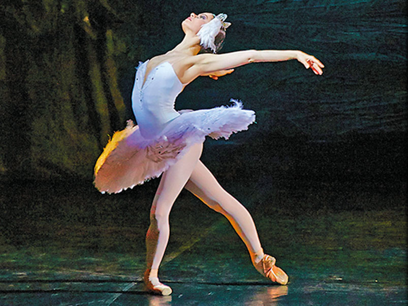 Ballet: the ultimate in grace, strength and control