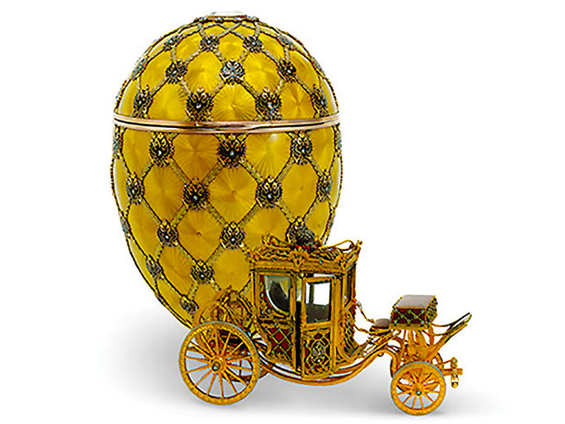 The Imperial Coronation Egg